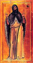 Icon of the Prophet Elijah - 13th c. Mt. Sinai - (1EL21)