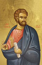 Icon of the Apostle James the son of Alphaeus - Twelve Apostles Series - (1JA12)