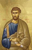 Icon of the Apostle James the son of Zebedee - Twelve Apostles Series - (1JA11)