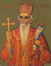 Icon of St. Nikolai Velimirovich - (SNI11)