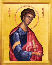 Icon of the Apostle Thomas - 20th c. - (1TH85)