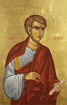 Icon of the Apostle Thomas - Twelve Apostles Series - (1TH86)