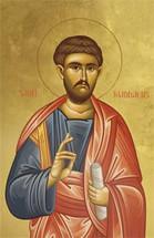 Icon of the Apostle Thaddaeus - Twelve Apostles Series - (1TH00)