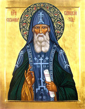 Icon of St. Seraphim of Vyritsa - 20th c. - (1SE20)