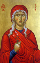 Icon of the Righteous Eve - (1EV09)