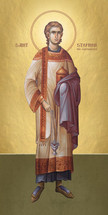 Icon of St. Stephen First Martyr - (standing) - (1ST14)