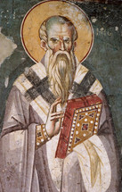 Icon of St. Clement of Rome - (1CL50)