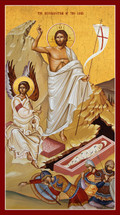 Icon of the Resurrection - 20th c - (11K50)