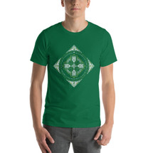 St. Patrick's Lorica - (Double-sided) Men's T-Shirt