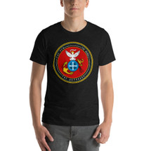 The Orthodox Marine – Men's T-shirt