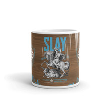 Saint George Slay Serpents Mug