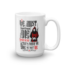 Die Before Death Mug