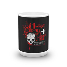 Crucified With Christ Mug