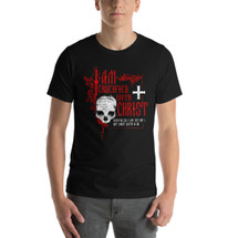 Crucified with Christ – Men's T-shirt