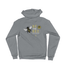 Be the Bee – Women's Zip Up Hoodie sweater