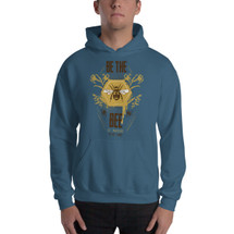 Be The Bee (Honey) – Men's Hooded Sweatshirt