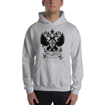 Orthodox Christianity – Men's Pull Over Hooded Sweatshirt