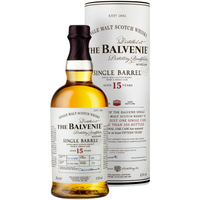 BALVENIE MALT 15 YEAR OLD 700ML