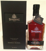 SOLD! BUNDABERG RUM MDC DOUBLE BARREL BOXED ONLY 1200 RELEASED #1015 700ML