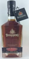 SOLD! BUNDABERG RUM MDC PORT BARREL 700ML NO2213