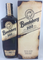"SOLD! BUNDABERG ""BUNDY"" RUM 101 BOXED 700ML--"