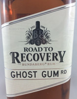 SOLD! BUNDABERG RUM ROAD TO RECOVERY GHOST GUM RD 700ML