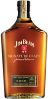 JIM BEAM SIGNATURE CRAFT 700ML