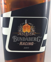 SOLD! BUNDABERG RUM BLACK RACING 2011 #1407 700ML
