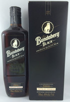 "SOLD! BUNDABERG ""BUNDY"" BLACK 2000 VAT 26 #1116 700ML"