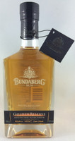 SOLD! BUNDABERG RUM MDC GOLDEN RESERVE #BU1106 700ML
