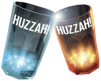 BUNDABERG RUM LED FLASHING HUZZAH! CUP