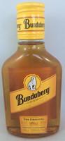 "SOLD! -BUNDABERG ""BUNDY"" RUM UP BEAR 4 200ML"