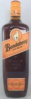 """SOLD! -BUNDABERG """"BUNDY"""" RUM OP 1125ML"""
