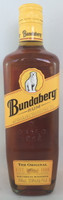 "SOLD! -BUNDABERG ""BUNDY"" RUM BEAR 4 YELLOW OLD LABEL 700ML"