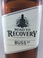 "SOLD! -BUNDABERG ""BUNDY"" RUM ROAD 2 RECOVERY BUSS ST 700ML"