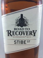 "SOLD! -BUNDABERG ""BUNDY"" RUM ROAD 2 RECOVERY STIBE ST 700ML"