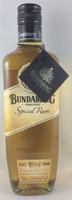 "SOLD! -BUNDABERG ""BUNDY"" RUM SPICED WITH NECK TAG 700ML**"