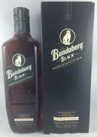 "BUNDABERG ""BUNDY"" BLACK 2000 VAT 26 #5957 700ML"