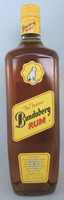 "SOLD! BUNDABERG ""BUNDY"" RUM UP BEAR 2 3 LABEL 1125ML"