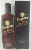 BUNDABERG RUM 2007 8 YEAR OLD BOXED 700ML-