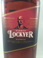 SOLD! BUNDABERG RUM DARREN LOCKYER #16225 700ML