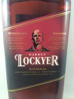 SOLD! BUNDABERG RUM DARREN LOCKYER #5106 700ML