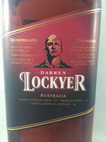 SOLD! BUNDABERG RUM DARREN LOCKYER #5107 700ML