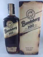 "SOLD! -BUNDABERG ""BUNDY"" RUM 101 BOXED 700ML****"