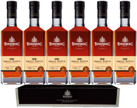 "BUNDABERG ""BUNDY"" RUM SMALL BATCH 6 PACK + MDC PLINTH"