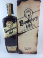 "SOLD! BUNDABERG ""BUNDY"" RUM 101 BOXED 700ML///"