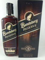 "SOLD! BUNDABERG ""BUNDY"" RUM RESERVE #1919 BOXED 700ML"