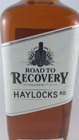 SOLD! BUNDABERG RUM ROAD TO RECOVERY HAYLOCKS RD 700ML-
