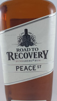 SOLD! BUNDABERG RUM ROAD TO RECOVERY PEACE ST 700ML--