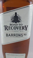 SOLD! BUNDABERG RUM ROAD TO RECOVERY BARRONS RD 700ML-